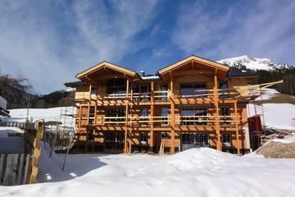 NEUBAU - NATUR/ IDYLLE/ AN GRÜNLAND ANGRENZEND - HERRLICHER BLICK IN DIE BERGE – NAHE ORTSZENTRUM UND SKILIFT - TOURISTISCHE VERMIETUNG - Attraktive Wohnungen in Rußbach - Skiregion Dachstein West