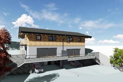 BAUSTART FRÜHJAHR 2021 - DOPPELHAUSHÄLFTEN IN LÄNDLICH/ MODERNEM WOHNAMBIENTE - SONNEN-/ RUHELAGE & NATUR PUR - Bauvorhaben DHH in St. Martin - Skiregion Dachstein West