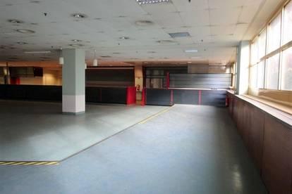 1. Monat mietfrei - Zentrale 730 m² große Kantine/ Veranstaltungshalle mit Küche, Kühlräumen und Ess-Salon in einem Grazer Büro- & Logistikcenter