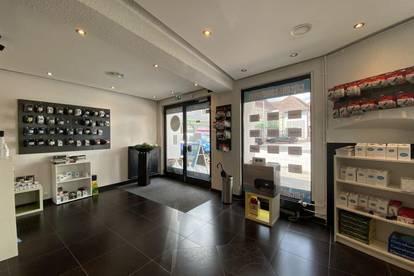 1. Monat mietfrei! Hochwertig sanierte Gewerbefläche in perfekter Innenstadtlage mit hervorragender Sichtbarkeit