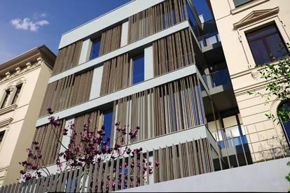 Zwei Stilaltbauzinshäuser mit großzügigen Freiflächen mit erheblicher Baureserve in perfekter Lage im Grazer Bezirk Geidorf
