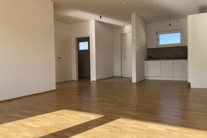 Erstbezug - Helle 2-Zimmer-Wohnung mit Balkon in sehr zentraler Lage