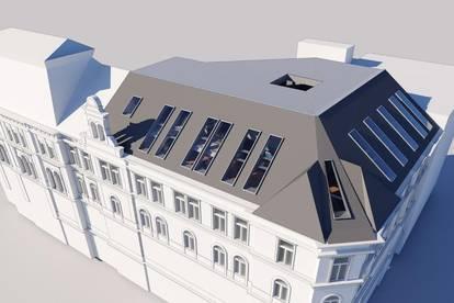 Ihr neuer Unternehmensstandort in absoluter Grazer Bestlage - direkt am Joanneumring in der Grazer Innenstadt