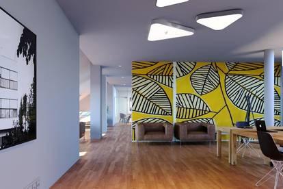 Lichtdurchflutete Büro- und Gewerbefläche in bester absoluter Bestlage im 1. Bezirk Innere Stadt