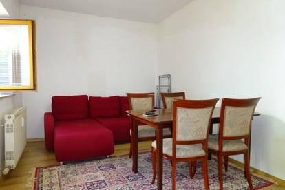 Anlegerwohnung - Perfekt aufgeteilte 2-Zimmer-Wohnung mit separater Küche und rund 37m² Eigengarten in ruhiger Lage im Grazer Bezirk Jakomini