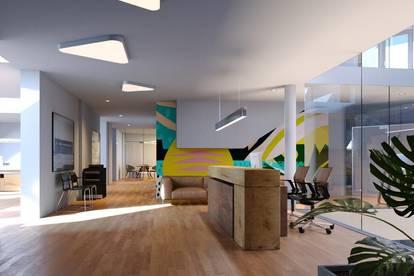 Sehr schöne, lichtdurchflutete Büro- und Gewerbefläche im Grazer Stadtzentrum direkt am Joanneumring