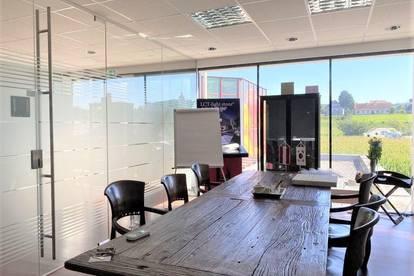 PROVISIONSFREI! Lichtdurchflutetes, modernes Büro im Business-Point Gleisdorf-Süd