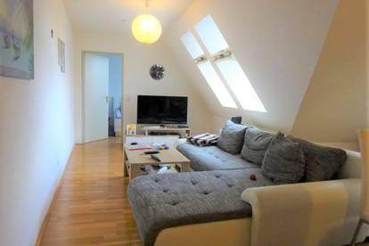 Freundliche und gepflegte 2-Zimmer-Wohnung in zentraler Lage