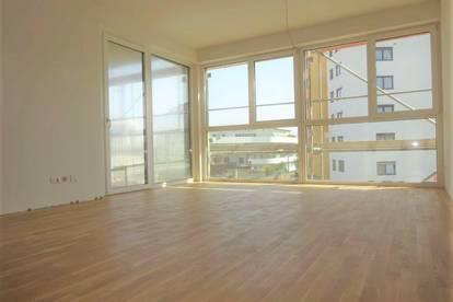 Perfekt aufgeteilte 2-Zimmer-Wohnung mit Balkon und KFZ-Tiefgaragenabstellplatz – Erstbezug, Neubau