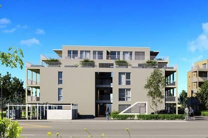 In bester Grazer Stadtrandlage in Kalsdorf bei Graz - Exklusives Neubauprojekt mit 27 Wohneinheiten inkl. KFZ-Tiefgaragenabstellplätze