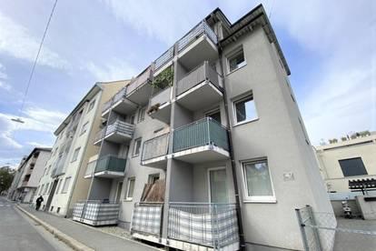 Anlegerwohnung nähe Lendplatz - Garconniere mit separater Küche und Balkon im Grazer Bezirk Lend