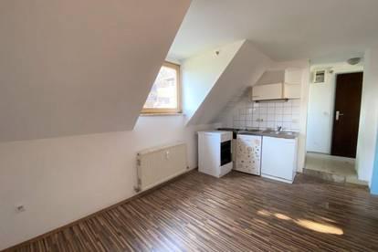 Ruhige 2-Zimmer-Wohnung in ruhiger Lage im Grazer Bezirk Jakomini