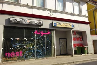Vollvermietetes 3-geschossiges Zinshaus mit beträchtlicher Baureserve in absoluter Bestlage in unmittelbarer Nähe zum Griesplatz