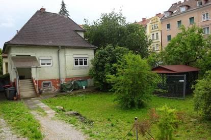 Großzügiges Projekt in einer beliebten Grazer Wohngegend im Bezirk Eggenberg