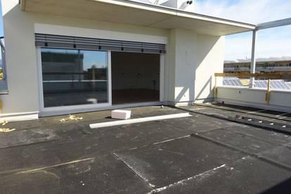 Exklusive 4-Zimmer-Penthousewohnung mit KFZ-Tiefgarage in zentraler Grazer Lage - Erstbezug