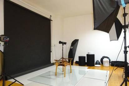 PROVISIONSFREI! Vielerlei Nutzungsmöglichkeiten - Studio in zentraler Lage in Gleisdorf
