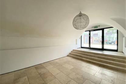 1. Monat mietfrei! Repräsentative Gewerbefläche im zentralen Altbaujuwel in der Weizer Innenstadt - PROVISIONSFREI