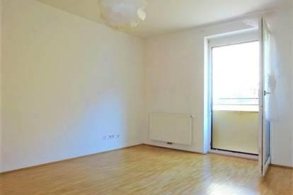 Mitten in Graz – perfekt aufgeteilte 3-Zimmer-Wohnung mit großzügigem Balkon