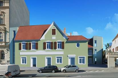 2-Zimmer-Erstbezugswohnung in Bestlage direkt gegenüber der Karl-Franzens-Universität