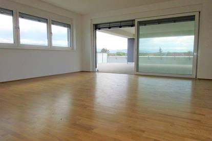 ERSTBEZUG - Exklusive 3-Zimmer-Penthousewohnung mit rund 110 m² großer Dachterrasse in Lieboch