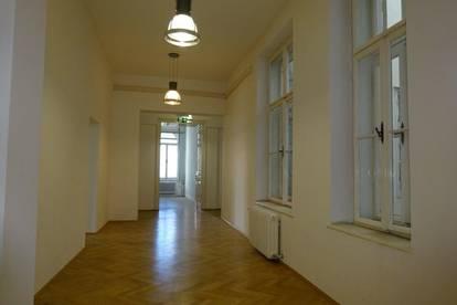 In hochfrequentierter und repräsentiver Lage! 163 m² große Büro- und Gewerbefläche direkt am Joanneumring