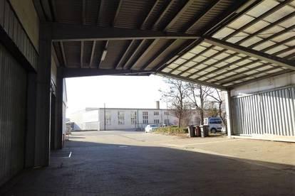 Mehrzweckhalle in einem zentral gelegenen Grazer Büro- & Logistikcenter - 2.013 m² groß - 1. Monat mietfrei