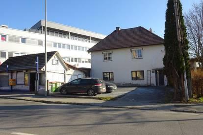 2-geschossiges Wohnhaus mit viel Potential in sehr zentraler Lage im beliebten Grazer Bezirk Andritz