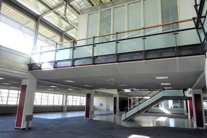 1. Monat mietfrei - Modernes, lichtdurchflutetes Büro in zwei aufgeteilten Etagen sowie eine Dachterrasse mit wunderschönem Blick in bester Lage