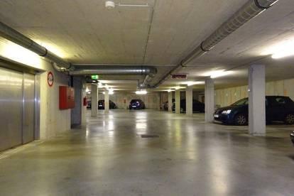 Perfektes Anlegerpaket – 7 KFZ-Tiefgaragen-Abstellplätze in der Elisabethinergasse zu verkaufen