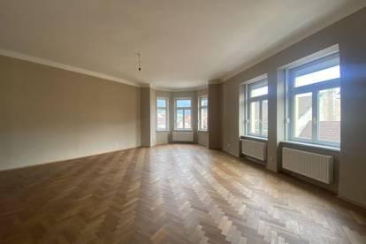 Repräsentative und sehr gepflegte 3-Zimmer-Stilaltbauwohnung in zentraler Lage in Bruck – nahe dem Hauptplatz