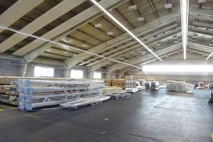 1000 m² große Lagerhalle in einem zentral gelegenen Grazer Büro- & Logistikcenter - 1. Monat mietfrei