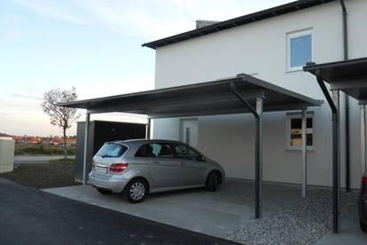 Neuwertige Doppelhaushälfte in Oberwaltersdorf