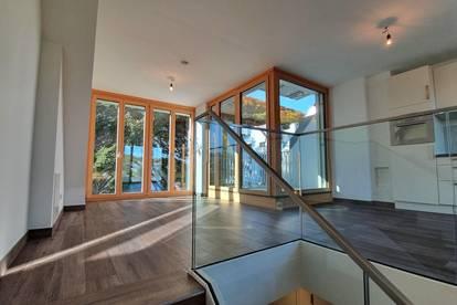 Wohnluxus! neuwertige 3 Zimmer Maisonette mit Balkon und Terrasse