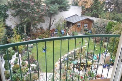 1 Zimmer Mietwohnung in Baden - absolute Ruhelage