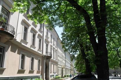 Ruhig und zentral - Wohnung oder Büro im 2. Stock in der Bahnhofstraße