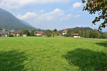 Baugrundstücke in sonniger Plateaulage, Maglern Arnoldstein