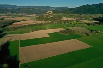 Ackerflächen - Landwirtschaftliche Fläche