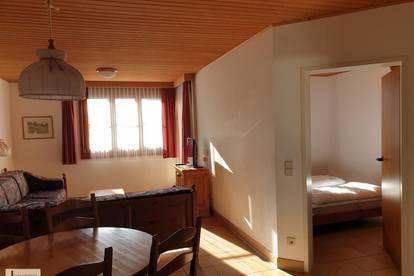 RESERVIERT!!! 2-Zimmer-Ferienwohnung (möbliert) mit Balkon und Ausblick