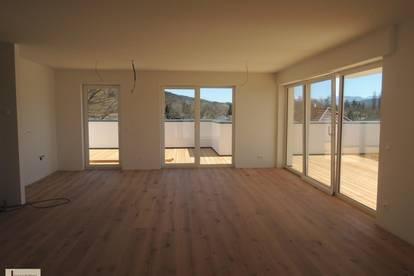 Erstbezug! Modernes Penthouse mit tollem Ausblick in Pörtschach am Wörthersee