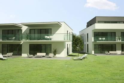 Baubeginn im Feber!! Schicke 3-Zimmer-Neubau-Wohnung mit teilweise Sicht zum See in Pörtschach am Wörthersee