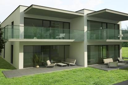 Moderne 3-Zimmer-Neubau-Wohnung mit teilweiser Sicht zum See im beliebten Pörtschach am Wörthersee