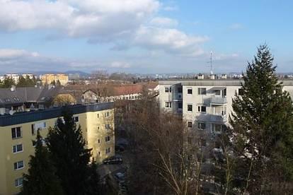 günstige Garconniere mit Stellplatz und Fernsicht in Straßgang - bei Belgier-Kaserne