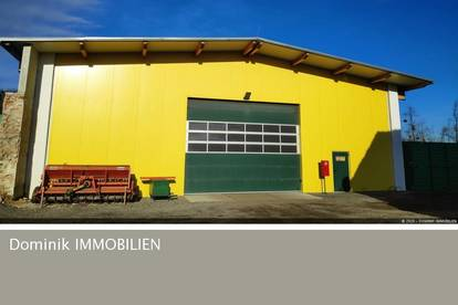 800 m² LAGERHALLE IN MARGARETHEN AM MOOS