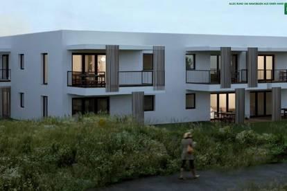 2-Zimmer Wohnung mit Balkon im traumhaften Sulmtal