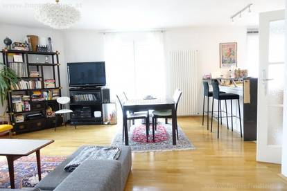 bright furnished 2 rooms / möblierte 2-Zimmerwohnung