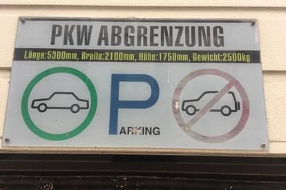 11 - PKW - Garagenplätze - sanierungsbedürftig