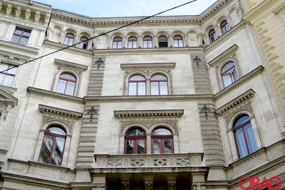 Helles Innenstadtappartement im 6. Liftstock nahe Juridicum, unbefristet zu mieten in 1010 Wien