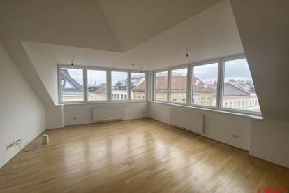 Moderne Dachgeschoßwohnung mit Terrasse nähe Landstraßer Hauptstraße zu mieten in 1030 Wien