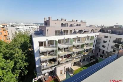 Schöne Erstbezug-Wohnungen im modernen Neubauprojekt in Jedlesee in 1210 Wien zu mieten