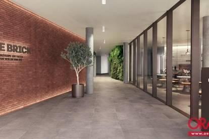 """Büro- und Geschäftsflächen im Gewerbekomplex """"THE BRICK"""" zu mieten - 1100 Wien"""